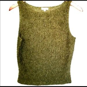 Shaggy tank Top See Measurement